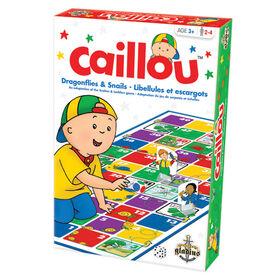 Caillou - Dragonflies & Snails Game