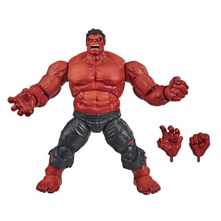 Hasbro Marvel Legends Series Avengers Hulk Figure - R Exclusive