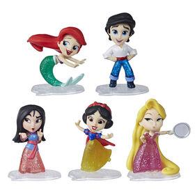 Disney Princess Comics Dolls with 5 Dolls - R Exclusive