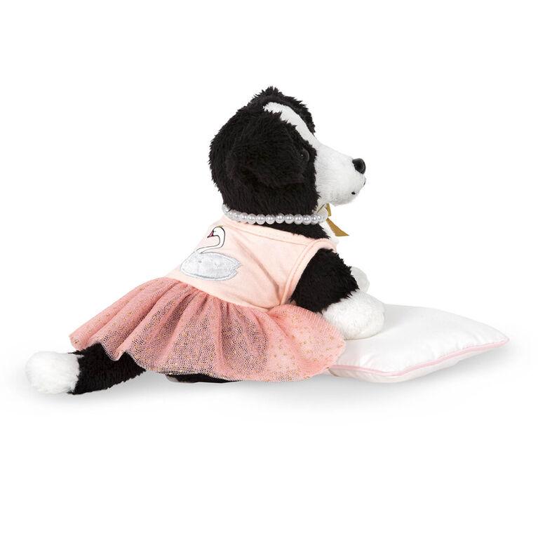 Pirouette Puppy, Our Generation, Tenue de ballet pour chien en peluche