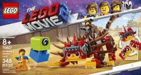 Ultrakatty et la guerrière Lucy! LEGO The LEGO Movie 2 70827