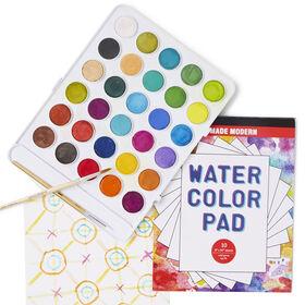 Kid Made Modern - Wondorous Watercolor Kit