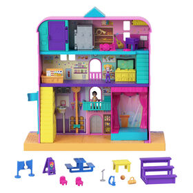 Polly Pocket Pollyville Mighty Middle School