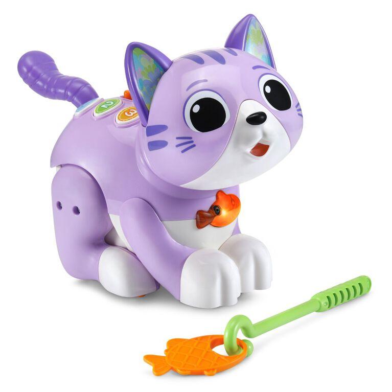 VTech Purr & Play Zippy Kitty - English Edition