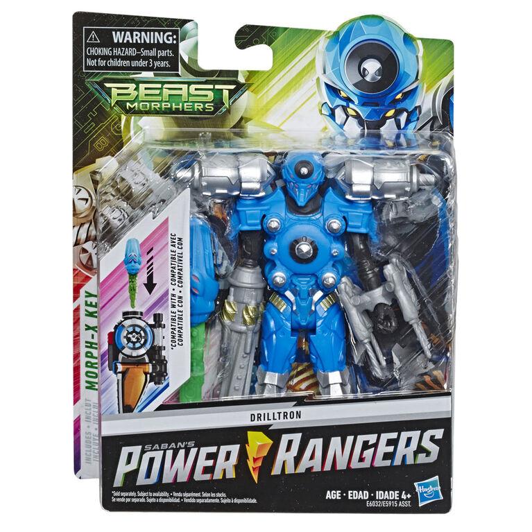 Power Rangers Beast Morphers Drilltron