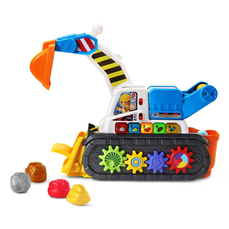 VTech Scoop & Play Digger - English Edition