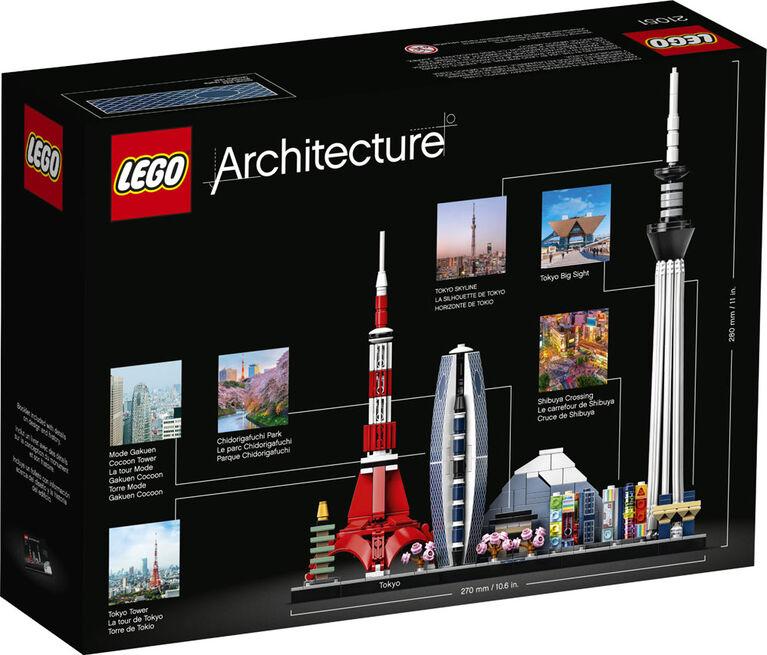 LEGO Architecture Tokyo 21051