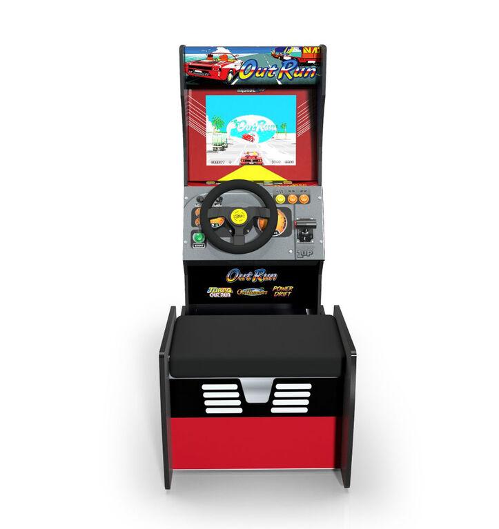 Armoire d'arcade assise Outrun Arcade1UP