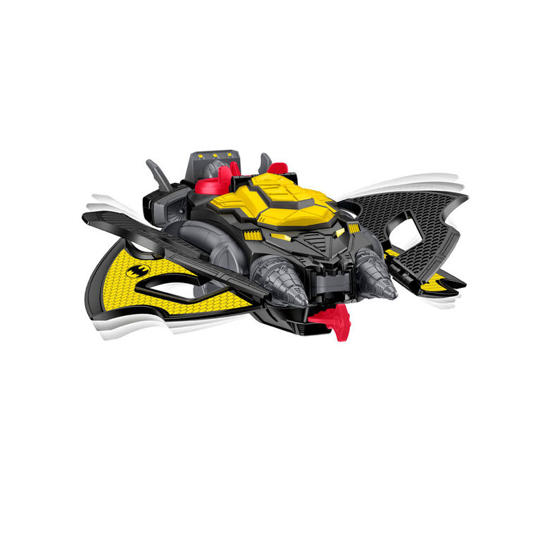 Imaginext Legends Of Batman Batwing