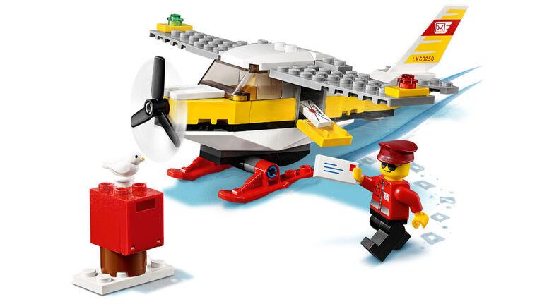 LEGO City Great Vehicles L'avion postal 60250