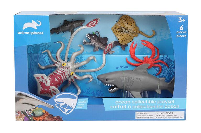 Animal Planet - Ensemble Aventure océan - Notre exclusivité