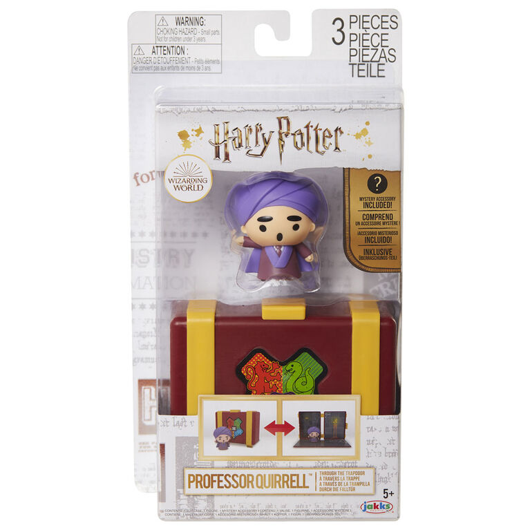 Charms Harry Potter - Professeur Quirrell