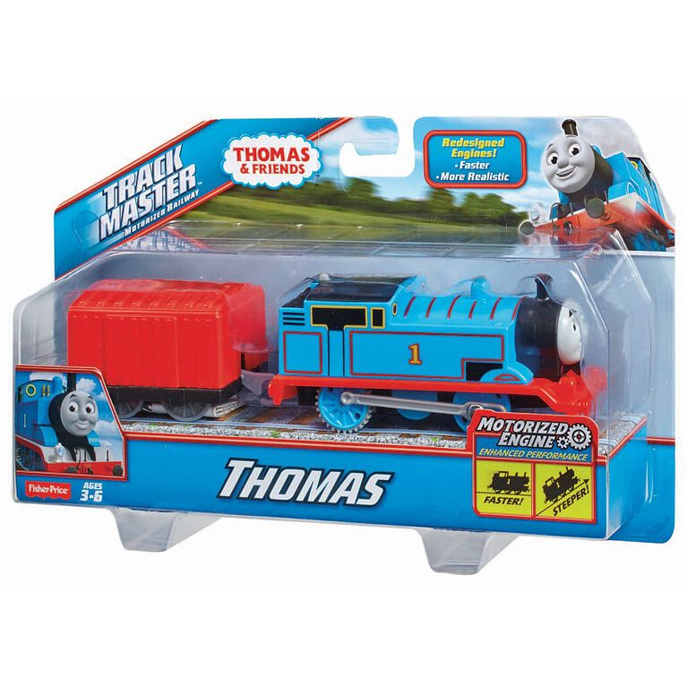 Thomas & Friends - TrackMaster - Motorized Engine - Thomas