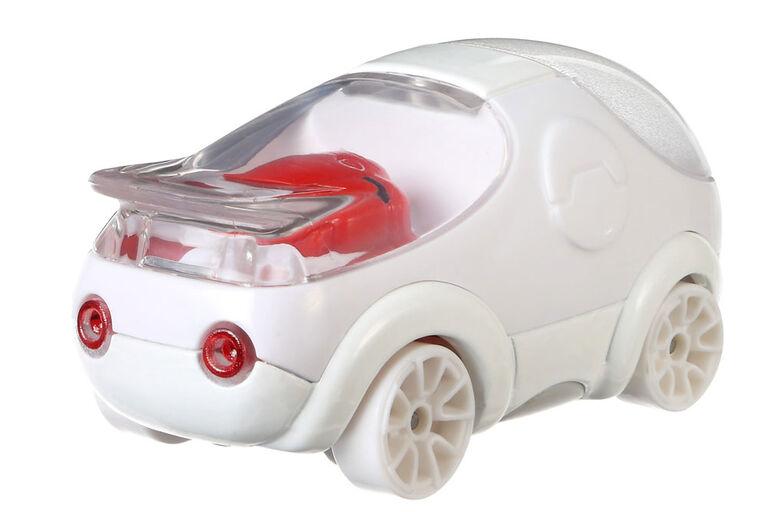 Hot Wheels Disney/Pixar's 1:64 Baymax Vehicle - English Edition