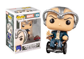 Funko POP! Movies: Marvel - Professor X - R Exclusive