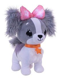 Wish Me Pet - Chien cavalier gris