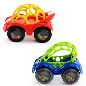 Oball Rattle & Roll Car