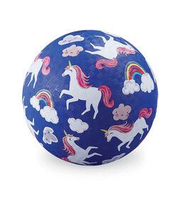 7 Inch Unicorn Playground Ball Purple