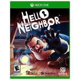 Xbox One - Hello Neighbor