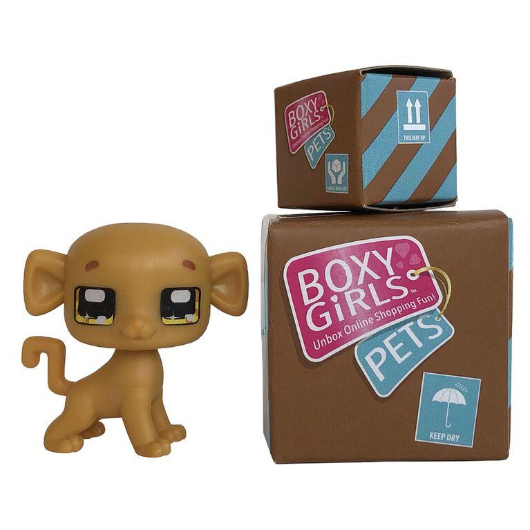 Boxy Girls Pets - Lulu