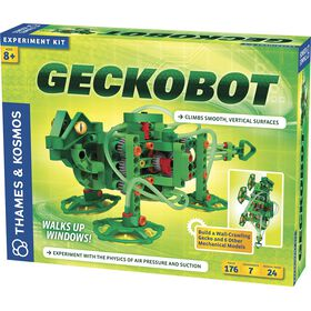 Geckobot - English Edition