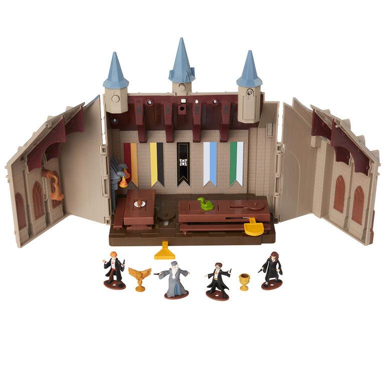 Ensemble de jeu de luxe Harry Potter - La grande salle de Hogwart