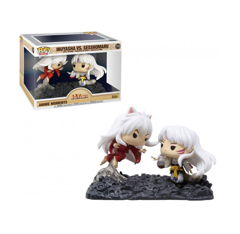 Funko POP Movie Moments! Anime: Inuyasha - Inuyasha vs. Sesshomaru - English Edition