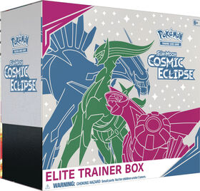 Pokémon TCG: Sun & Moon - Cosmic Eclipse Elite Trainer Box