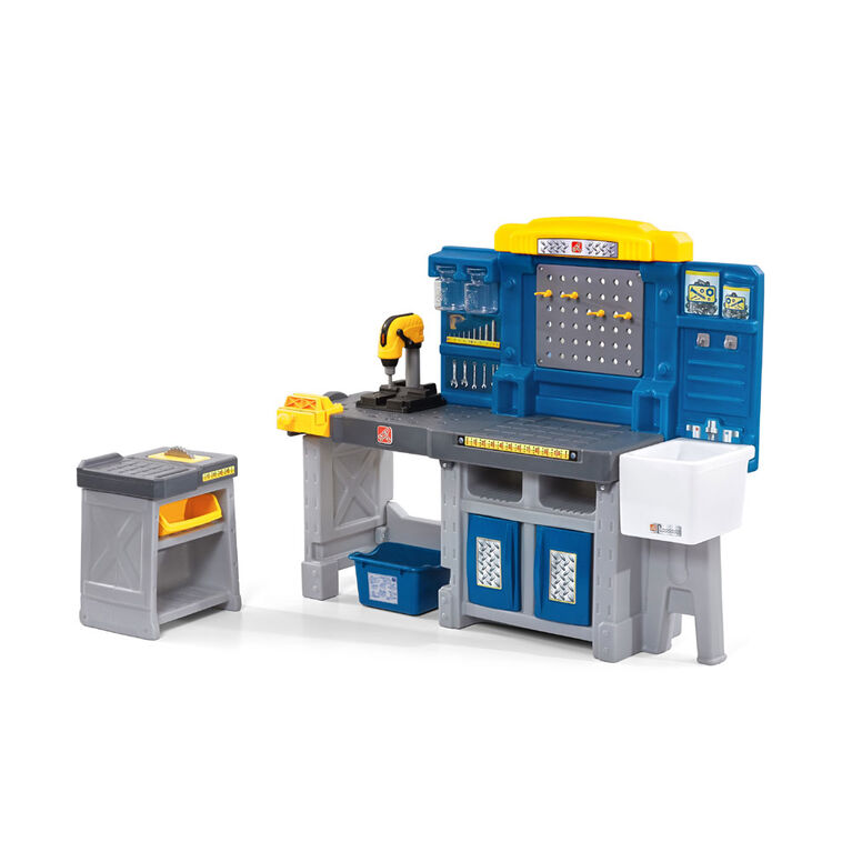 Step2 Pro Play Workshop & Utility Bench - R Exclusive
