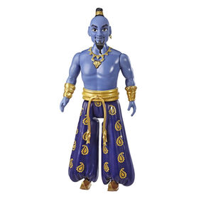 Disney Aladdin Singing Genie Doll - French Edition