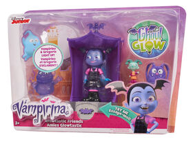 Vampirina Glow-tastic Friends Set - Core Set