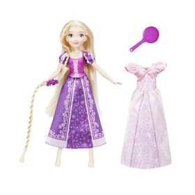 Disney Princess - Aventures vivantes de Raiponce.