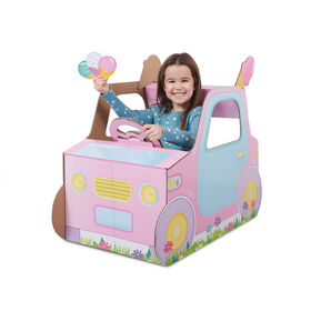 Pop2Play Toddler Car by WowWee - Indoor Pretend Play - R Exclusive