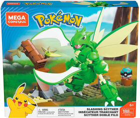 Mega Construx – Pokémon – Figurine Insécateur