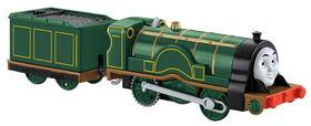 Fisher-Price Thomas & Friends - TrackMaster Motorized Emily Engine - English Edition