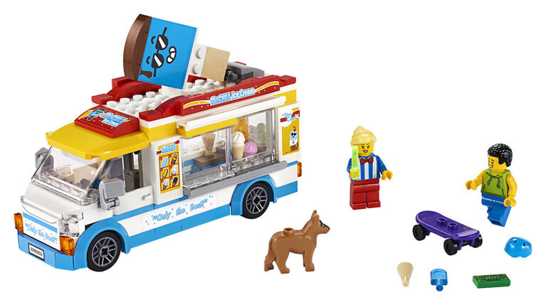 LEGO City Great Vehicles Ice-Cream Truck 60253