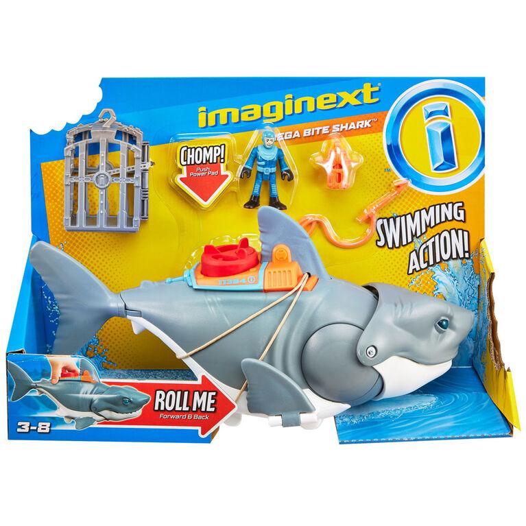 Fisher-Price Imaginext Mega Bite Shark