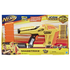 Magstrike Nerf N-Strike Air-Powered Toy Blaster