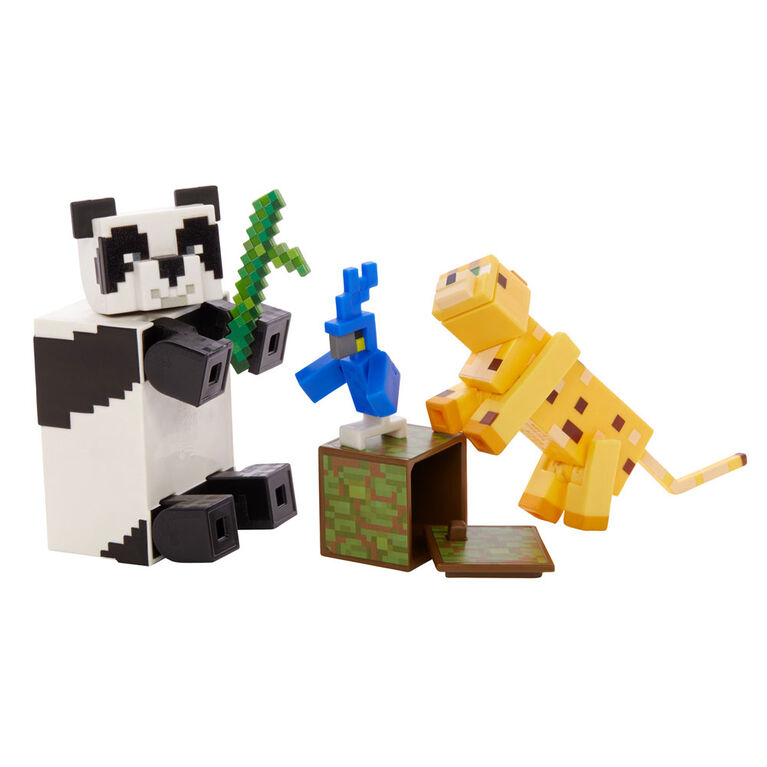 Minecraft Comic Maker Dwellers Figure - English Edition