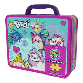 Goliath Games - Pikmi Pop Lunchbox Puzzle Tin