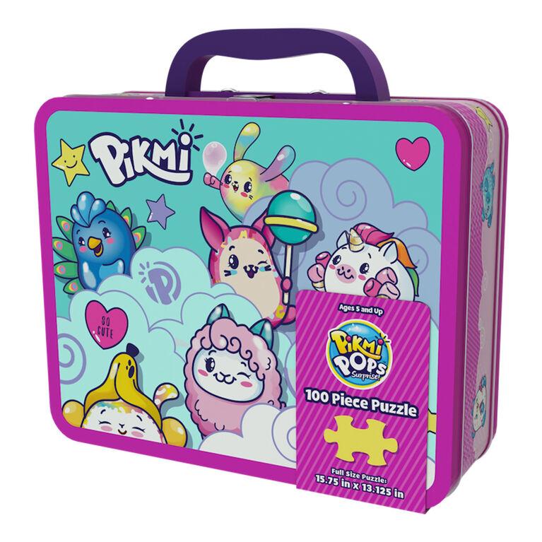 Goliath Games - Pikmi Pop Lunchbox Puzzle Tin