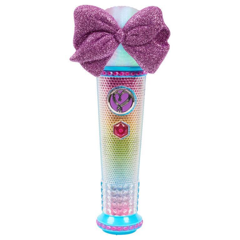 JoJo Siwa Light-Up Microphone - High Top Shoes - English Edition