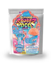 SLIMYGLOOP Squee-Z-Pop Café Au Lait Lama