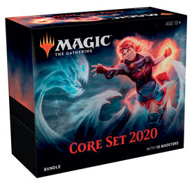 "Magic the Gathering ""Core 2020"" Bundle"