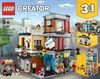 LEGO Creator Townhouse Pet Shop & Cafe 31097