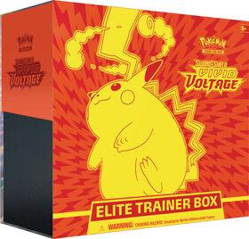 Coffret Dresseur d'Élite Pokémon - Épée et Bouclier, Voltage Éclatant - Édition anglaise