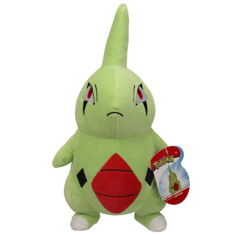 """Pokémon 8"""" Plush - Larvitar"""