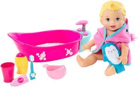 Little Mommy - Poupée Bain et bulles de luxe. - Notre Exclusivité