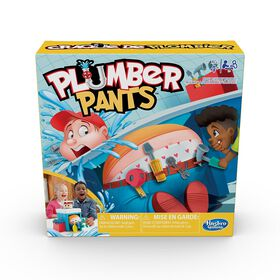 Hasbro Gaming - Plumber Pants Game