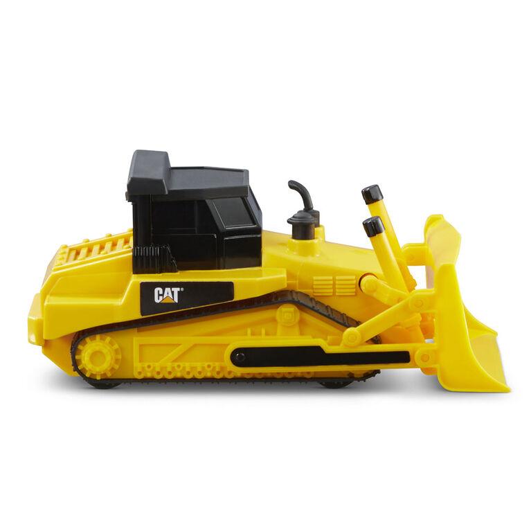 Cat Light&Sound Power Mini Crew Bulldozer